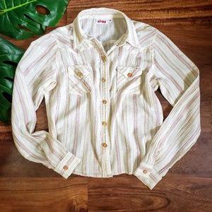 Hurley Button Down Shirt